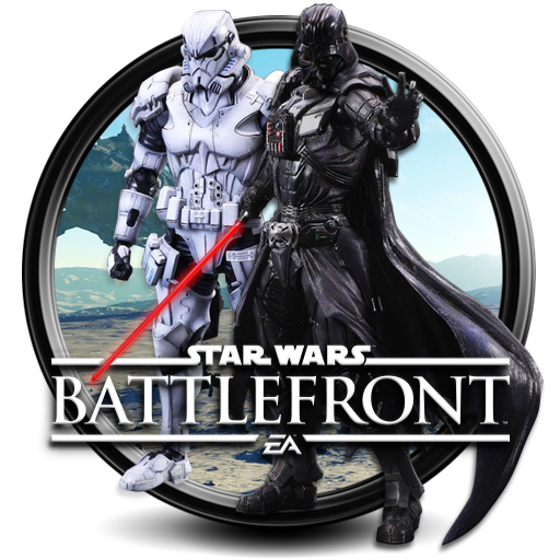 Star Wars Battlefront png icon by S7 by SidySeven PlusPng.com  - Star Wars Battlefront PNG