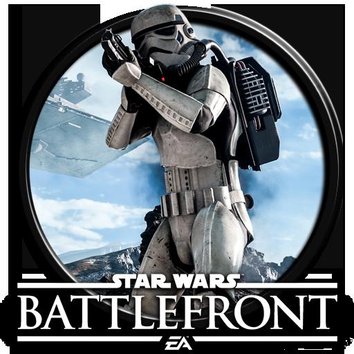 STAR WARS BATTLEFRONT V4 by Saif96 PlusPng.com  - Star Wars Battlefront PNG
