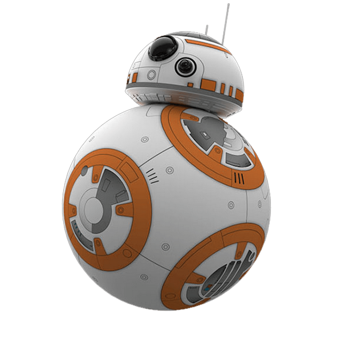 Bb8 Star Wars - Star Wars PNG