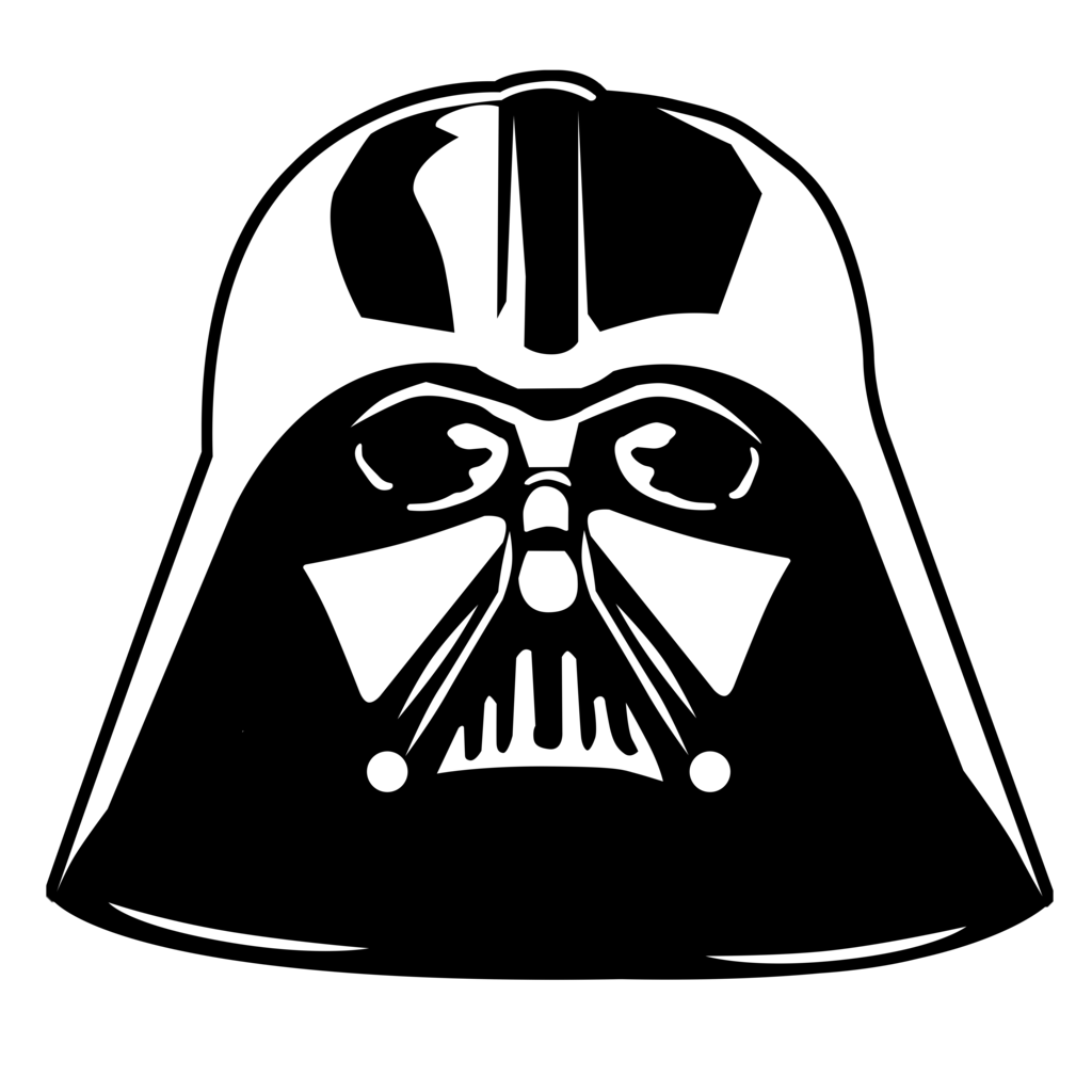 Star Wars Clipart Png - Google Search - Star Wars PNG Black And White