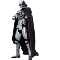 Captain Phasma Star Wars Png PNG Image - Star Wars PNG