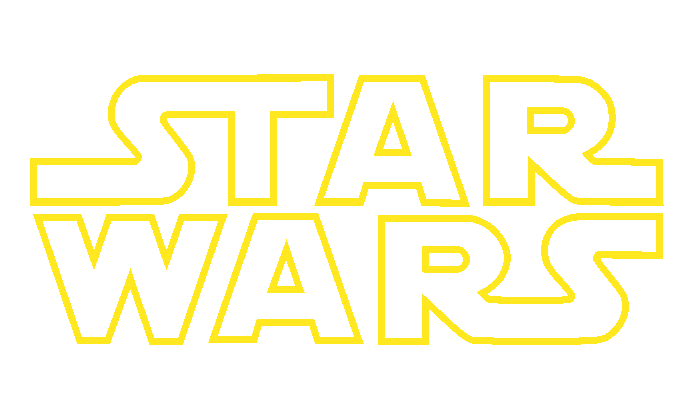 File:Star Wars Logo..png - Star Wars PNG