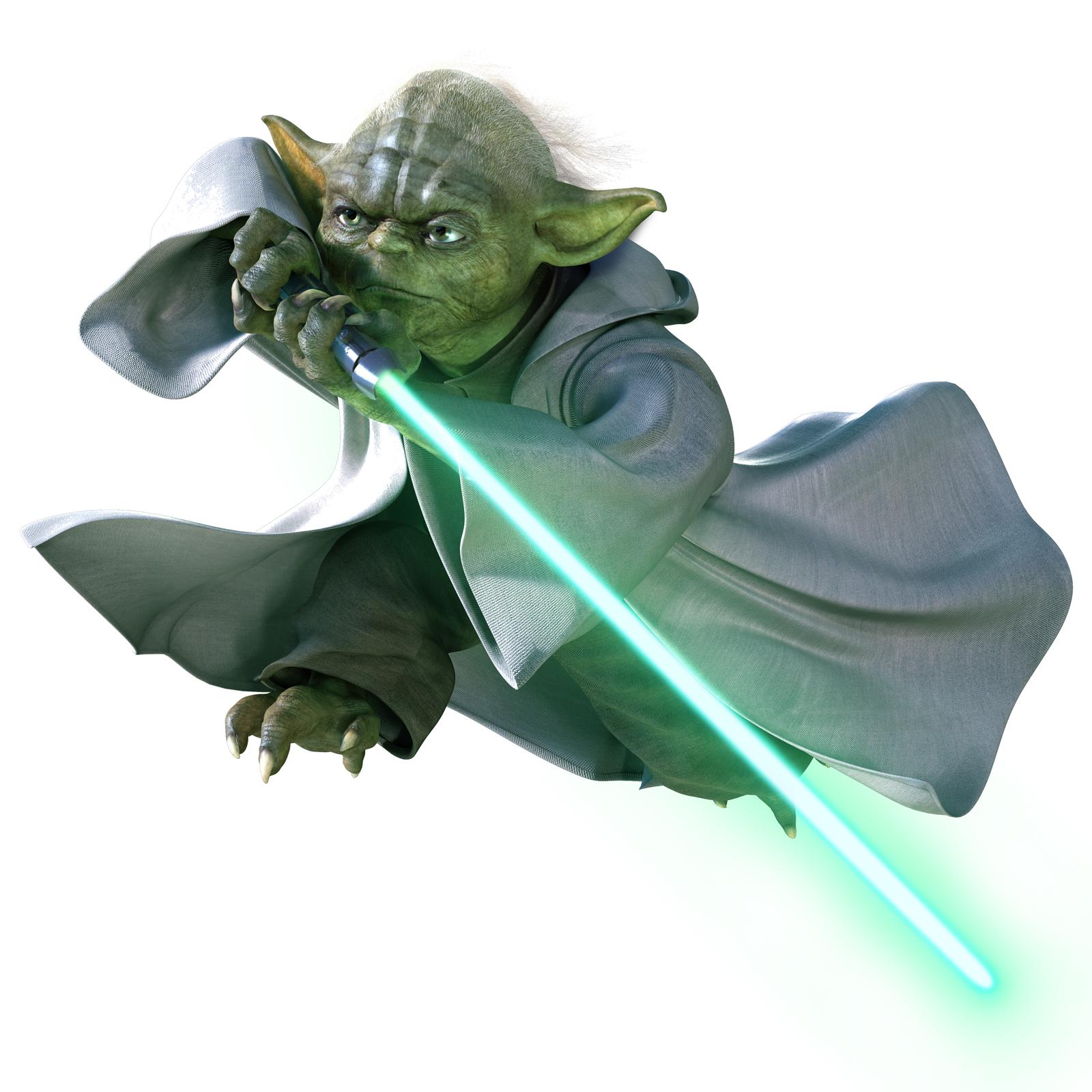 Star Wars Yoda PNG-PlusPNG.com-1600 - Star Wars Yoda PNG