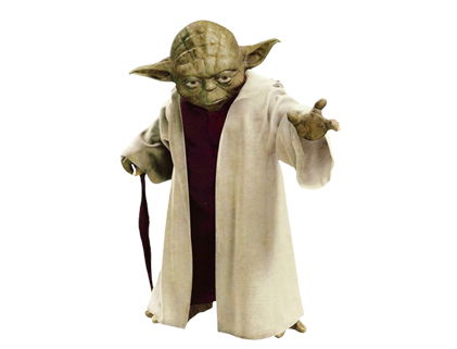 Star Wars Yoda PNG - 40433
