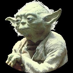 Format: PNG - Star Wars Yoda PNG