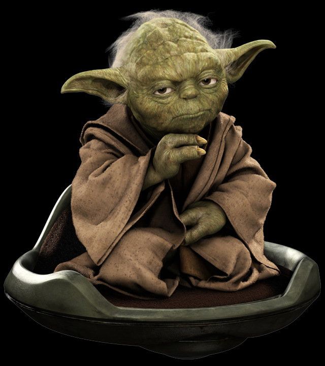 Star Wars Yoda PNG - 40431