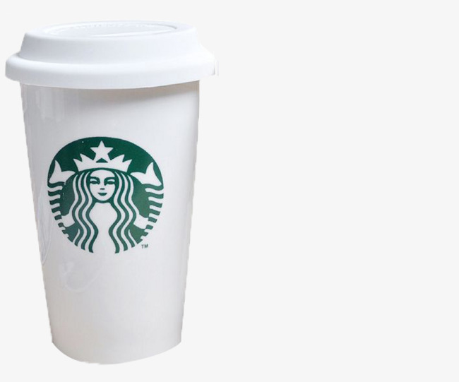 Starbucks Cup, Starbucks, Paper Cups, White PNG Image - Starbucks PNG