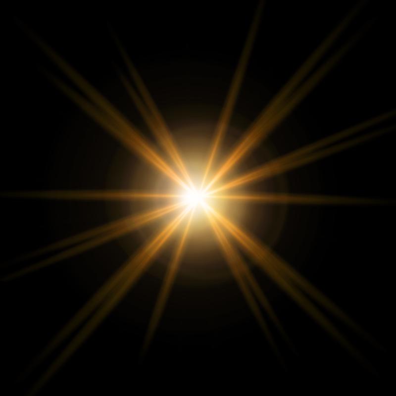 Starburst PNG HD - 128547