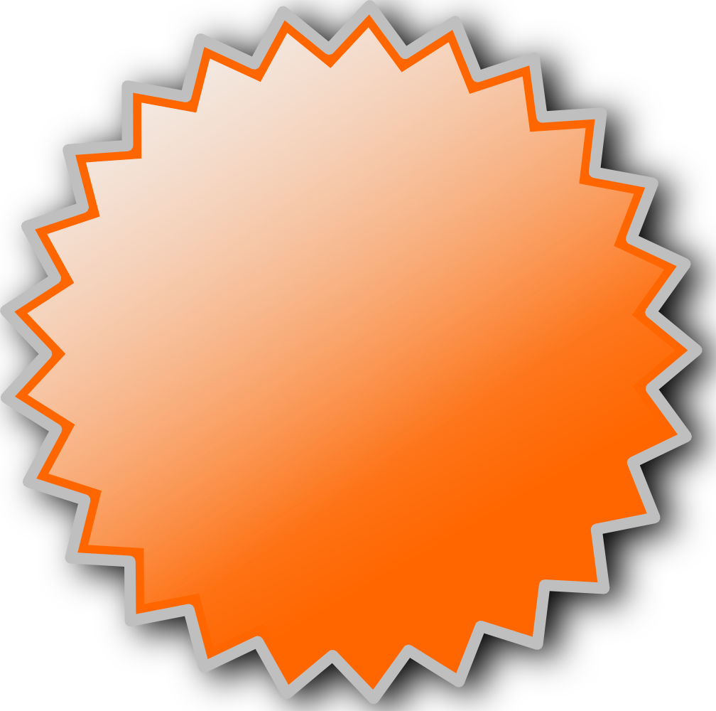 Starburst PNG HD - 128546