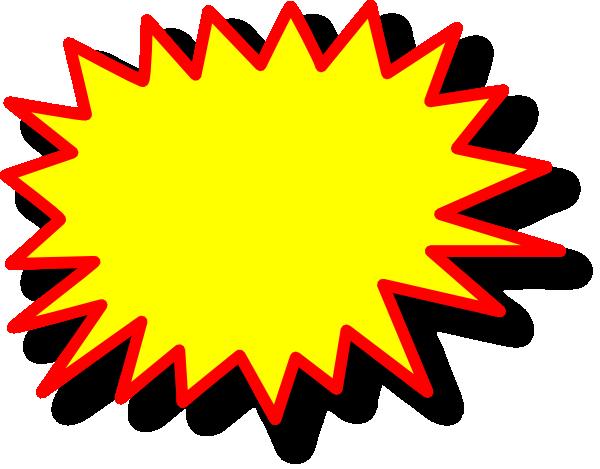 Starburst clip art - vector clip art online, royalty free public - Starburst PNG HD