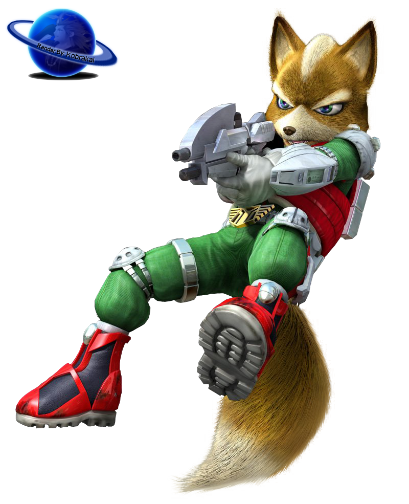 Star Fox Free PNG Image