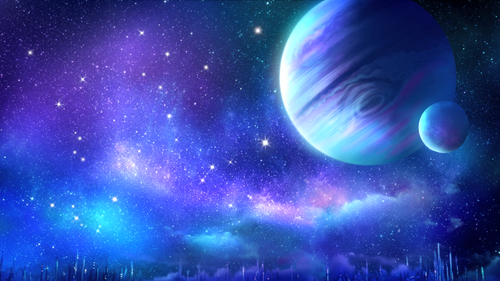 Starry Sky Background PNG - 151289