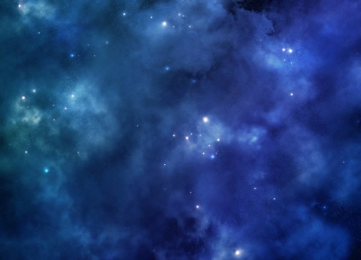 blue sky background - Starry Sky Background PNG