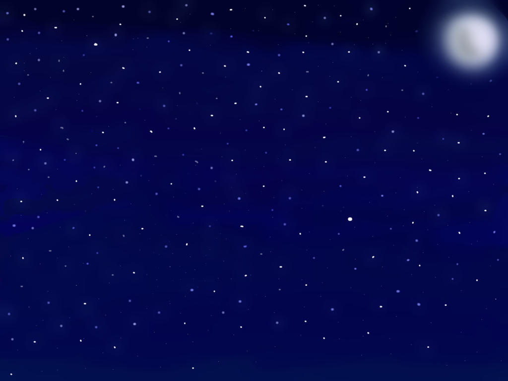 Night sky background by KayceeMuffins PlusPng.com  - Starry Sky Background PNG