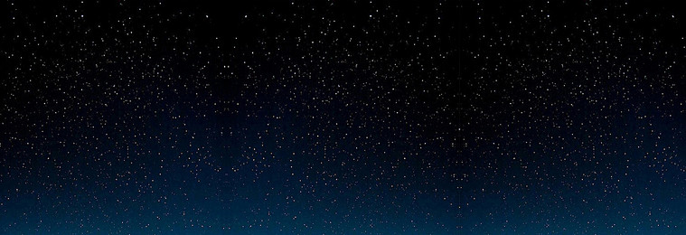 Starry Sky Background PNG