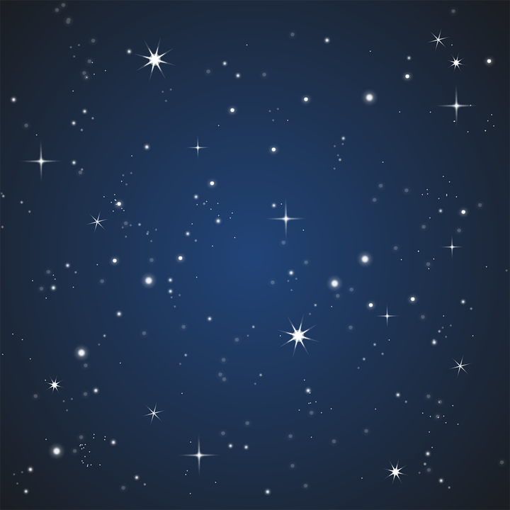 Starry Sky Background PNG - 151280