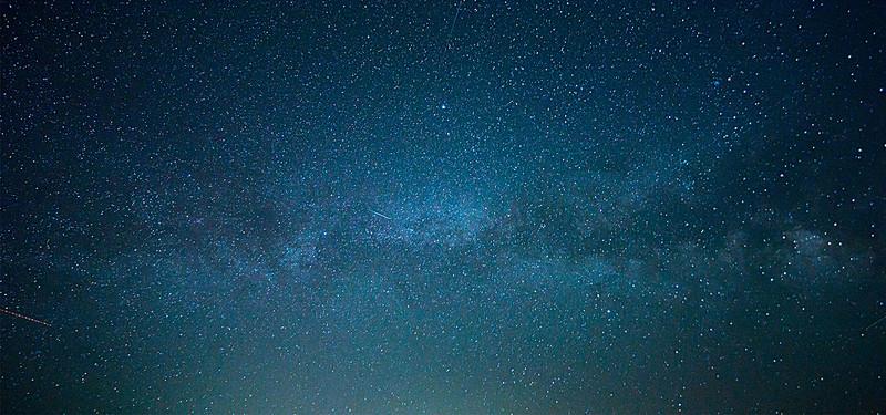 Starry night sky - Starry Sky Background PNG