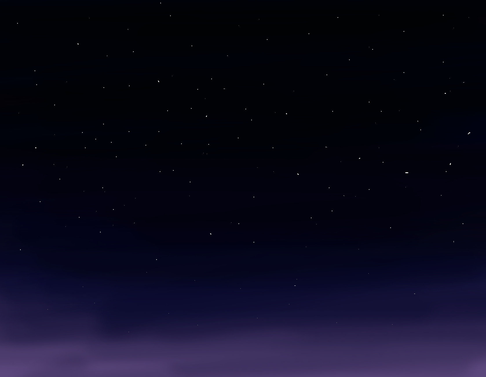 Starry Sky Background PNG - 151281