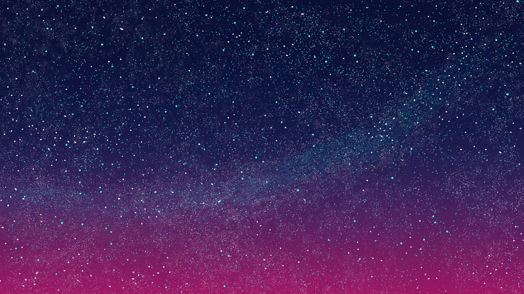 Starry sky 1.png - Starry Sky Background PNG
