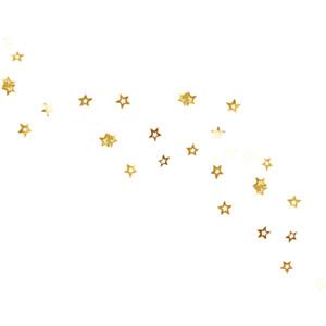 NLD Metallic Stars.png - Stars PNG