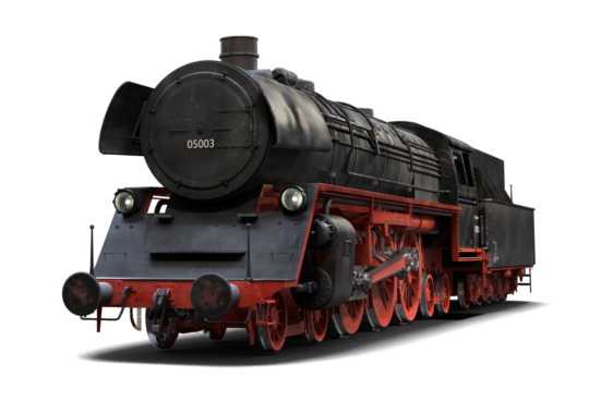 Steam Train PNG HD-PlusPNG.com-540 - Steam Train PNG HD