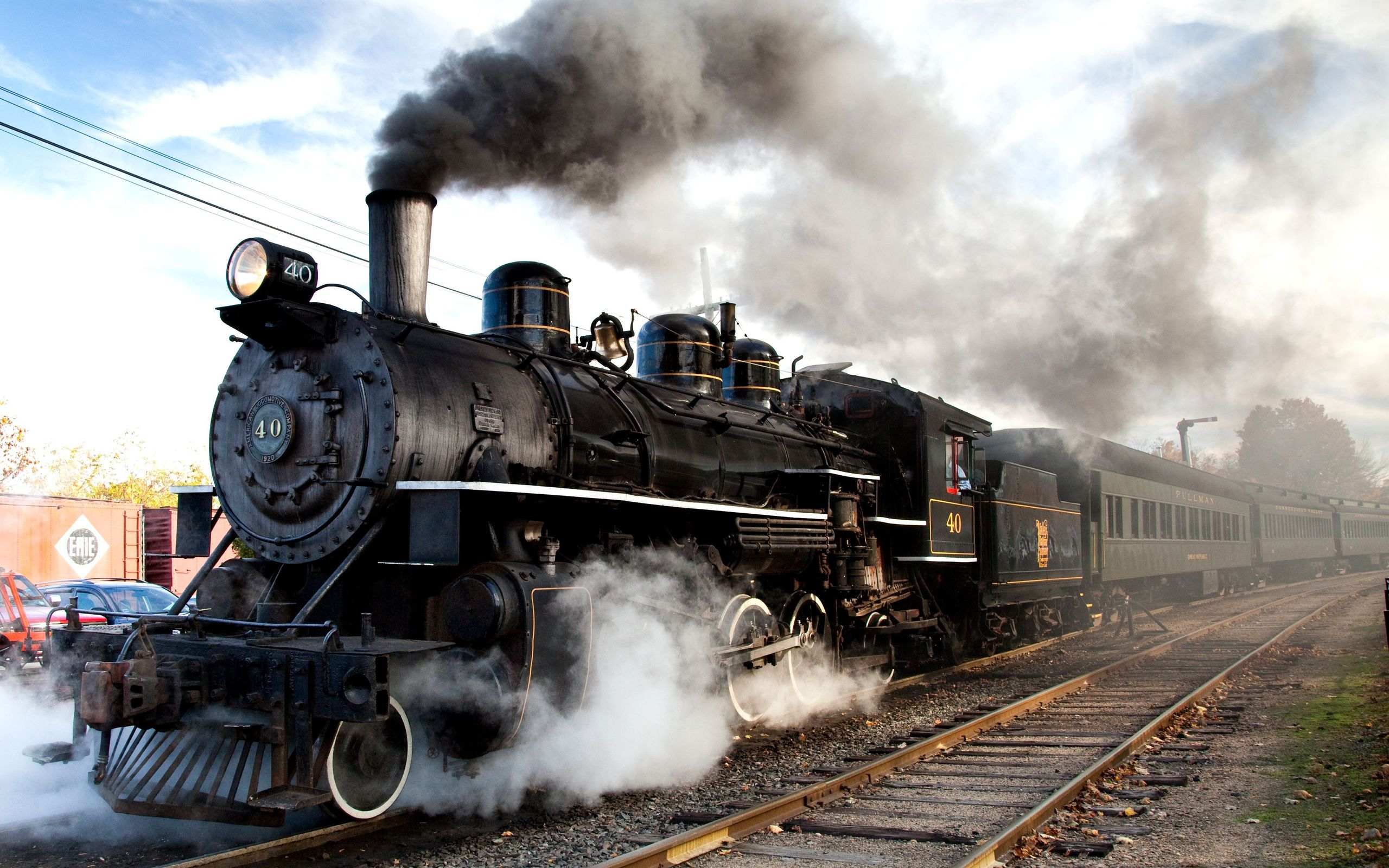 HD Wallpaper | Background Image ID:150168 - Steam Train PNG HD