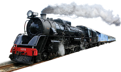 Train, free PNGs - Steam Train PNG HD