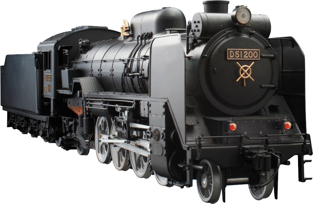 Train PNG - Steam Train PNG HD