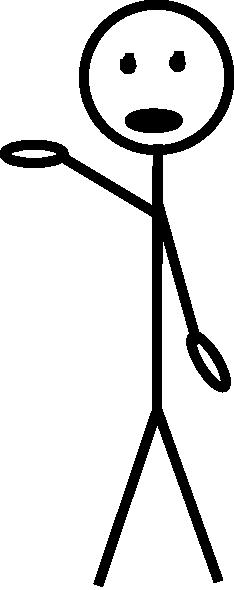 Stick Figure PNG HD - 129664