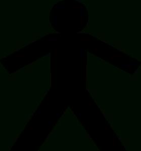 Stick Figure PNG HD - 129675