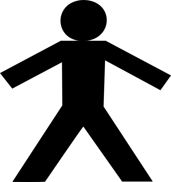 Stickman PNG HD Free - 123325