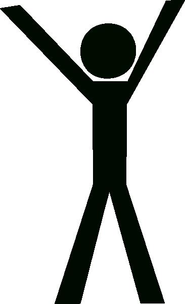 Stickman PNG HD Free - 123328