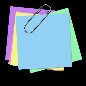 Sticky Notes   Widget - Stickynotes HD PNG
