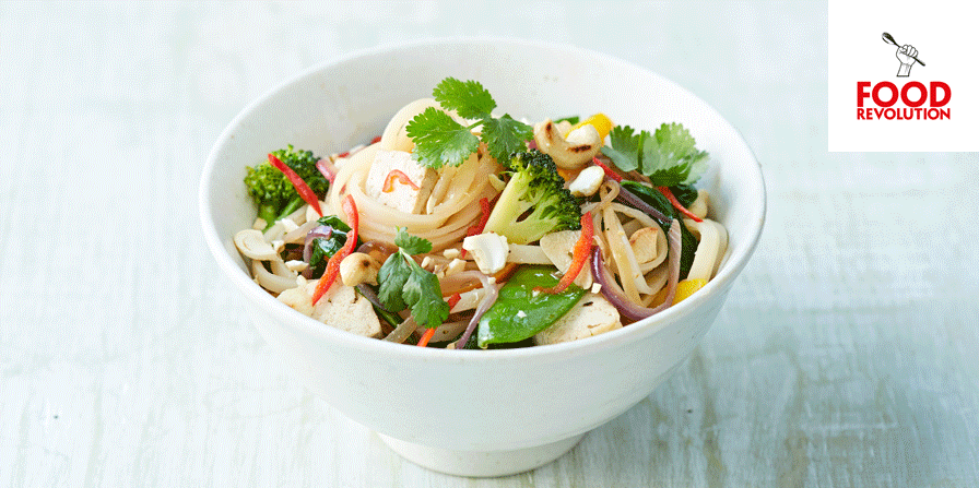 Veggie Noodle Stir-Fry - Stir Fry PNG