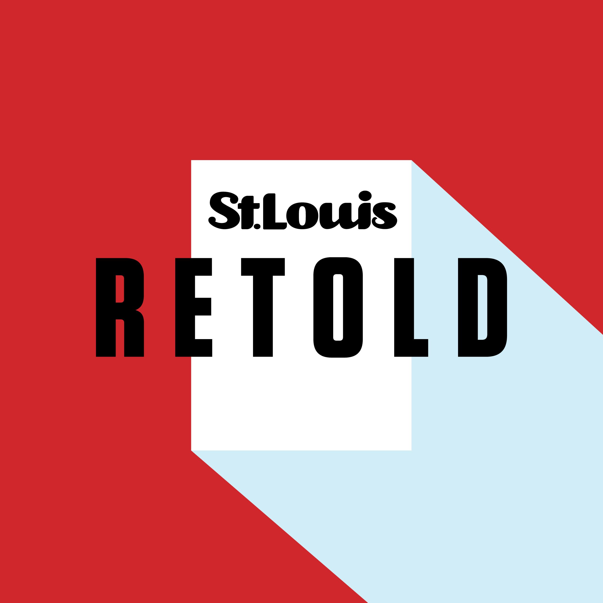 St. Louis Retold - Stl PNG