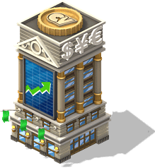 Image - Stock Market Building-SW.png | CityVille Wiki | FANDOM powered by  Wikia - Stock Market PNG