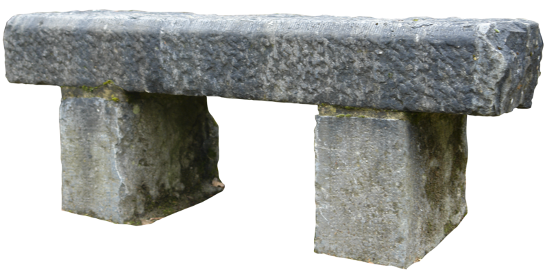 Stone bench 01 png by gd08 - Stone HD PNG