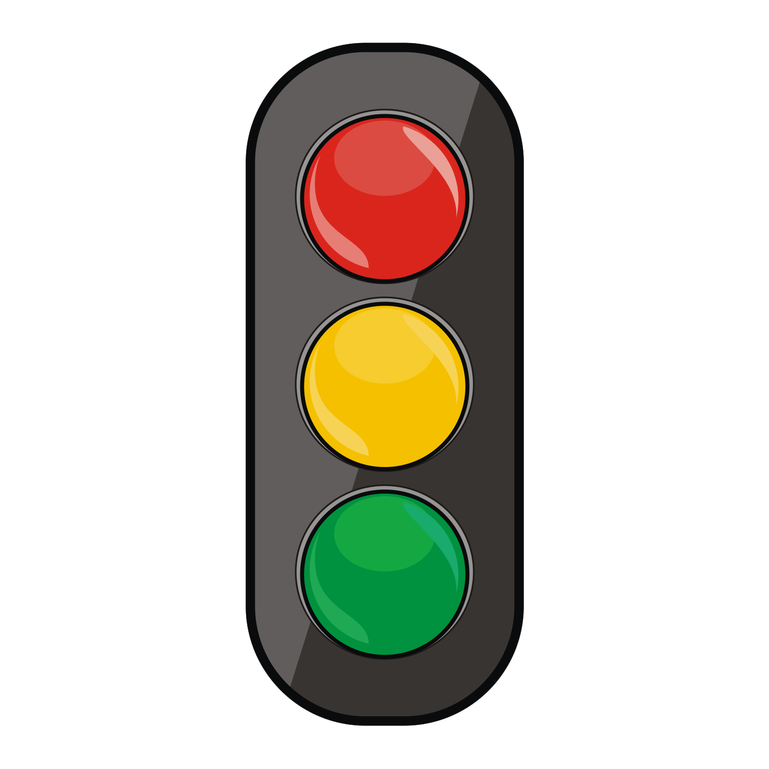 Download PNG image - Traffic Light Png Hd - Stop PNG HD