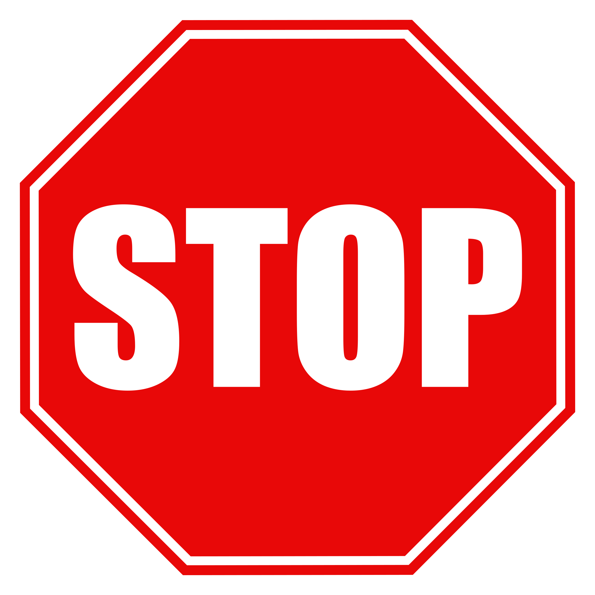 Stop PNG HD