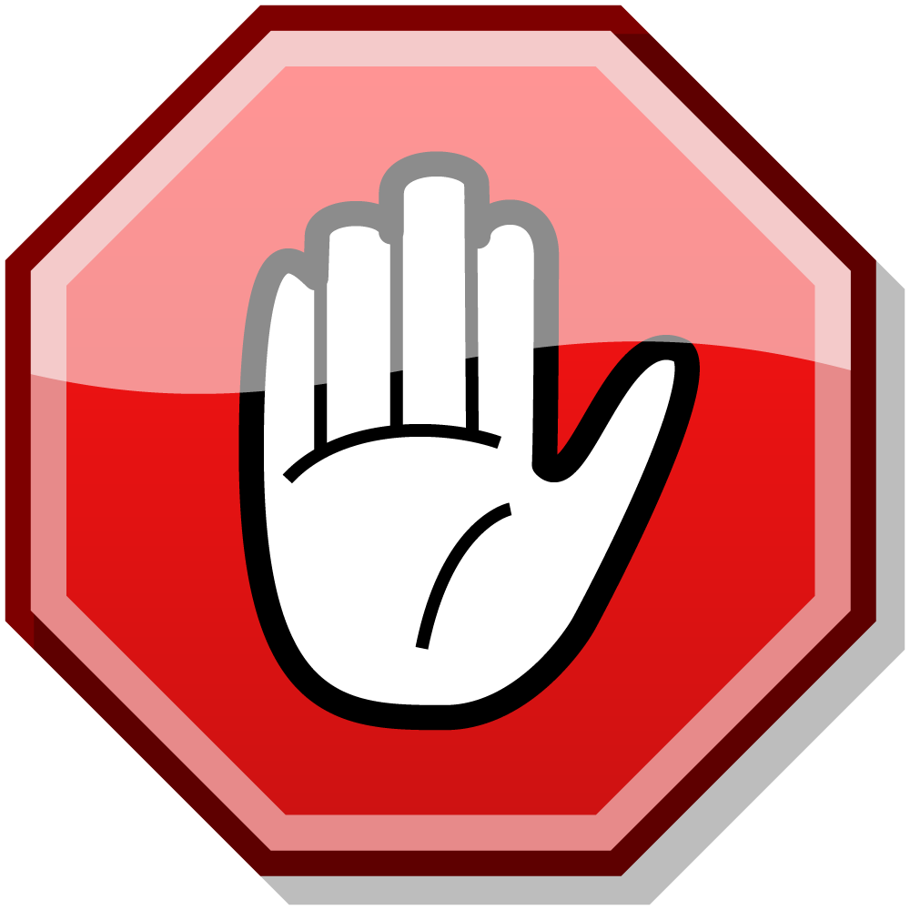 . PlusPng.com stop sign clipart vector PlusPng.com  - Stop PNG HD