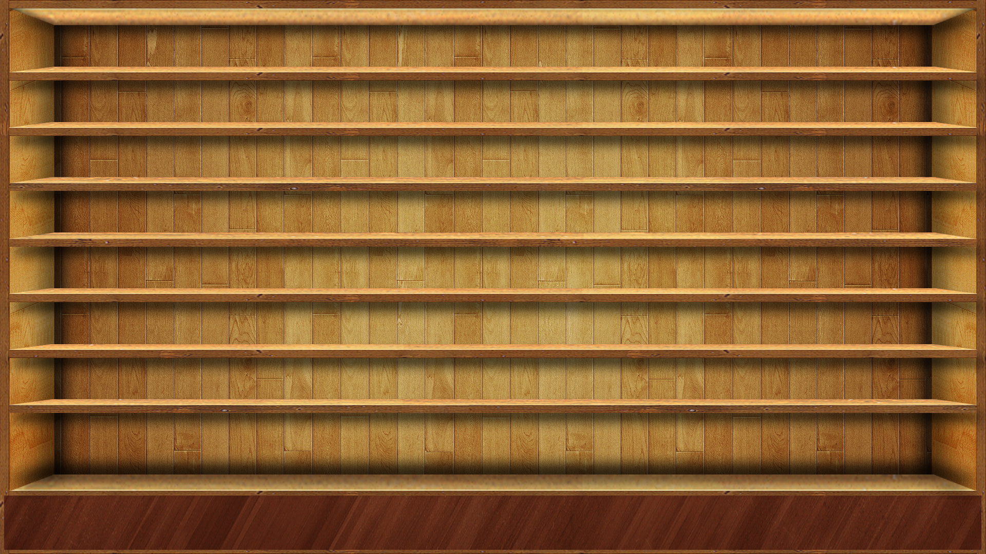 V.31 Shelves, High Resolution Images - Store Shelf HD PNG