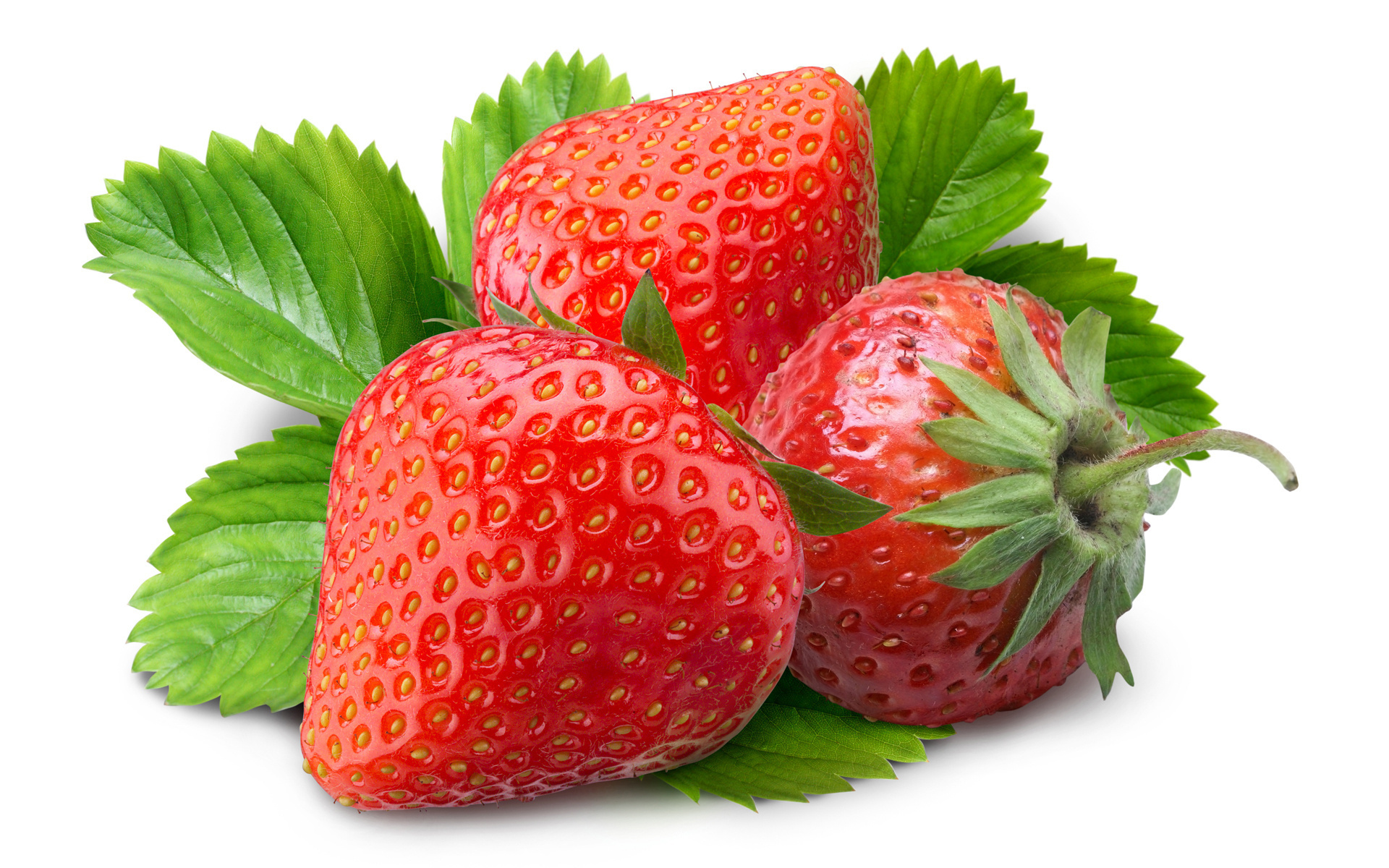 Food - Strawberry Wallpaper - Strawberry HD PNG