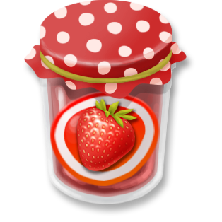 File:Strawberry Jam.png - Strawberry Jam PNG