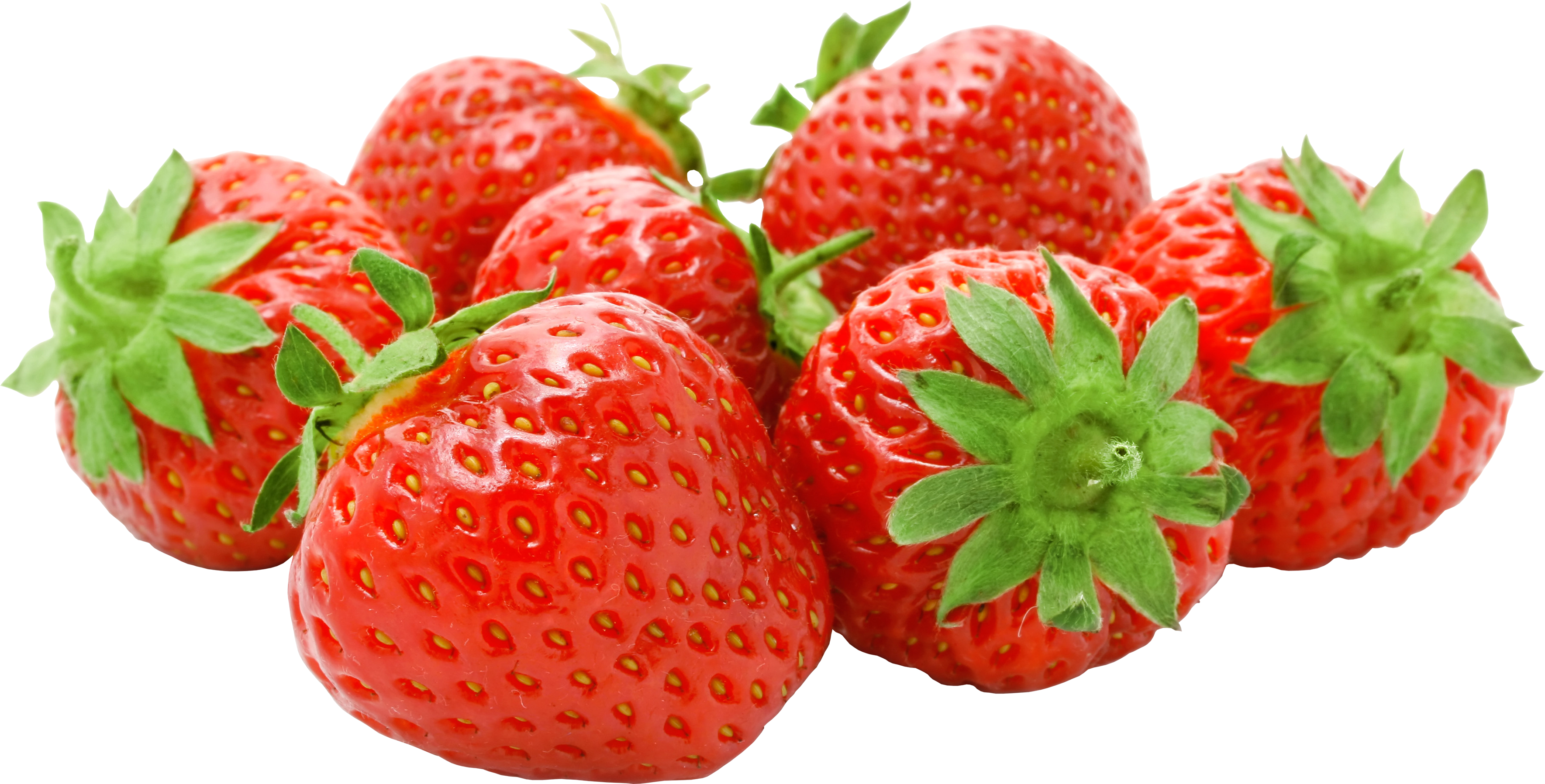 Strawberry Transparent PNG