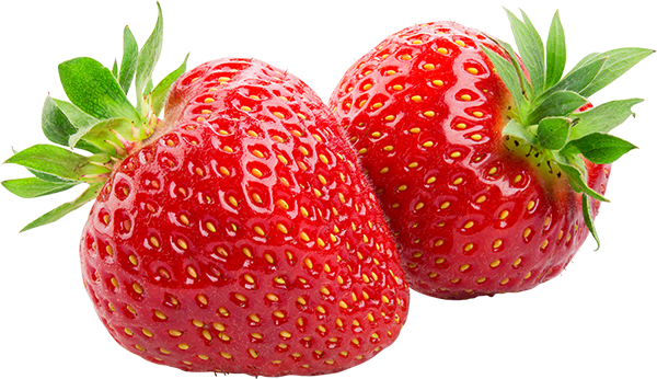 Fresh Strawberries PNG image