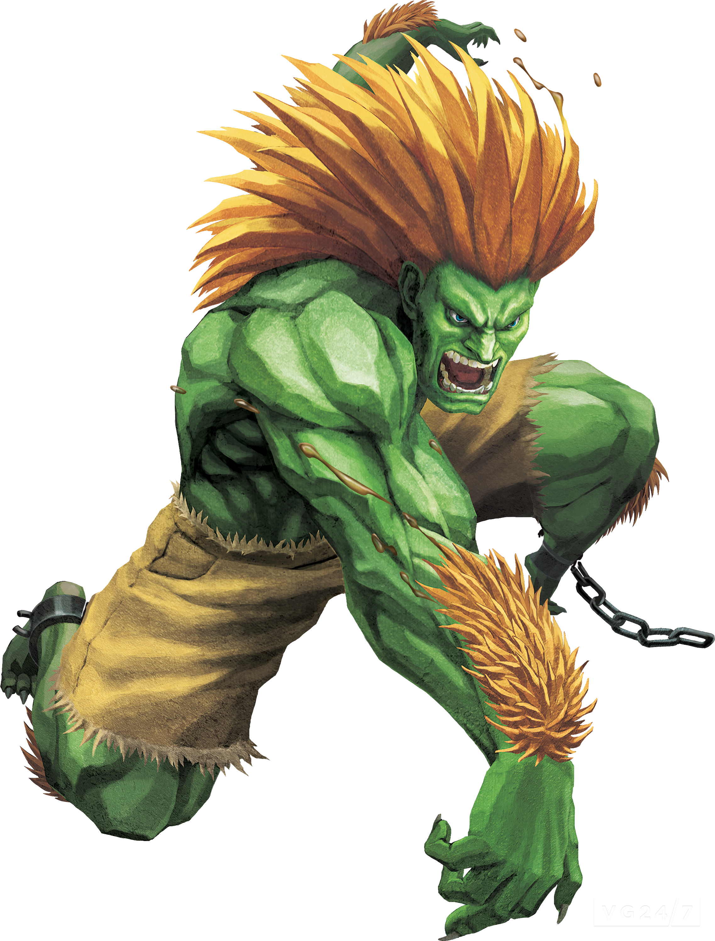 Street Fighter HD PNG - 119822