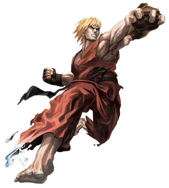 Street Fighter HD PNG - 119814