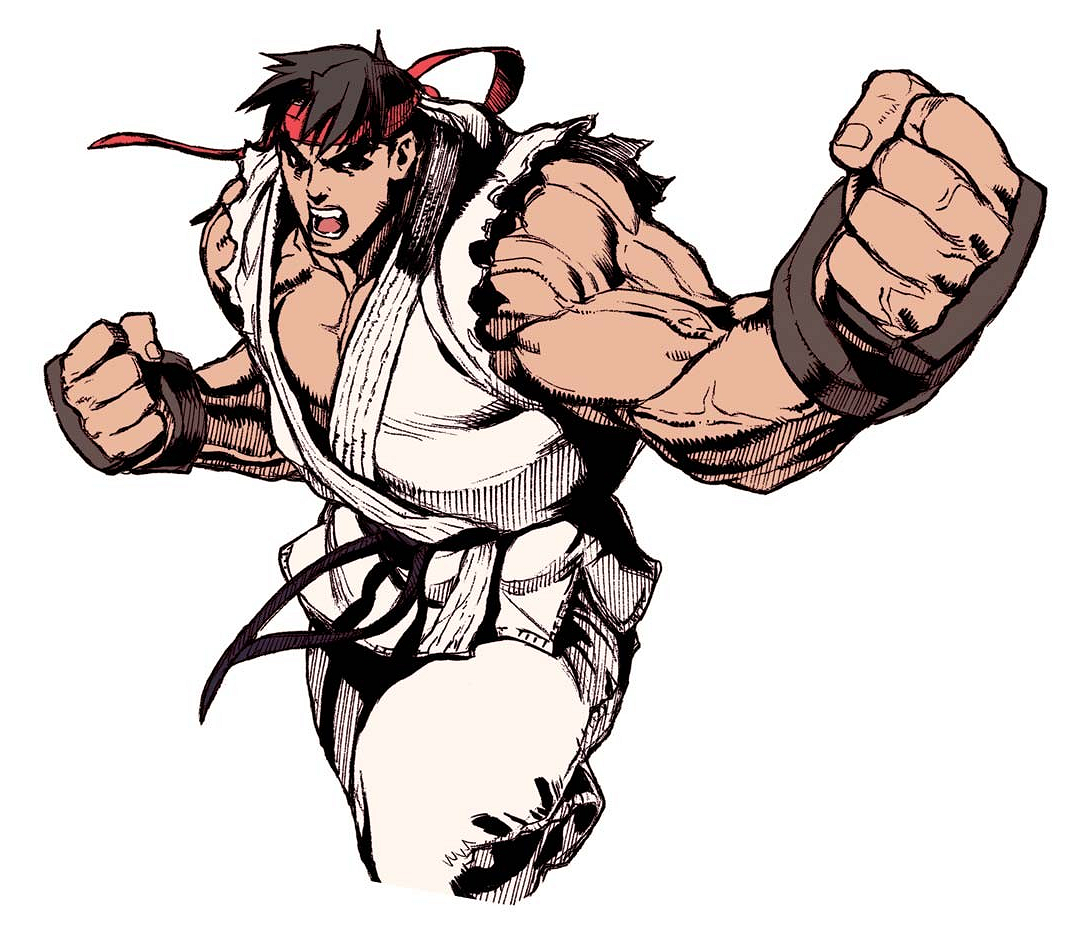 Street Fighter HD PNG - 119826