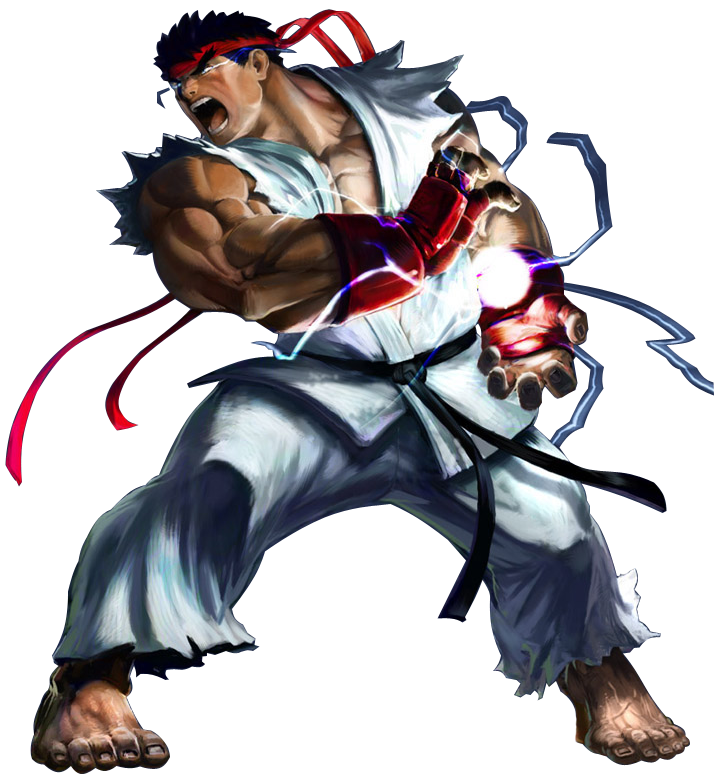 Street Fighter HD PNG - 119815