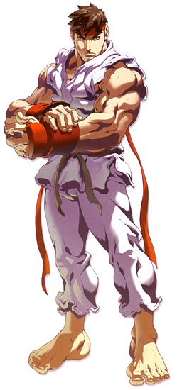 Street Fighter HD PNG - 119828